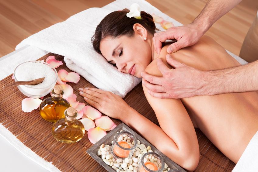 Фирменный массаж от мастера