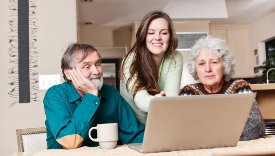 Смотреть дедушка с бабушкой 12 фотография