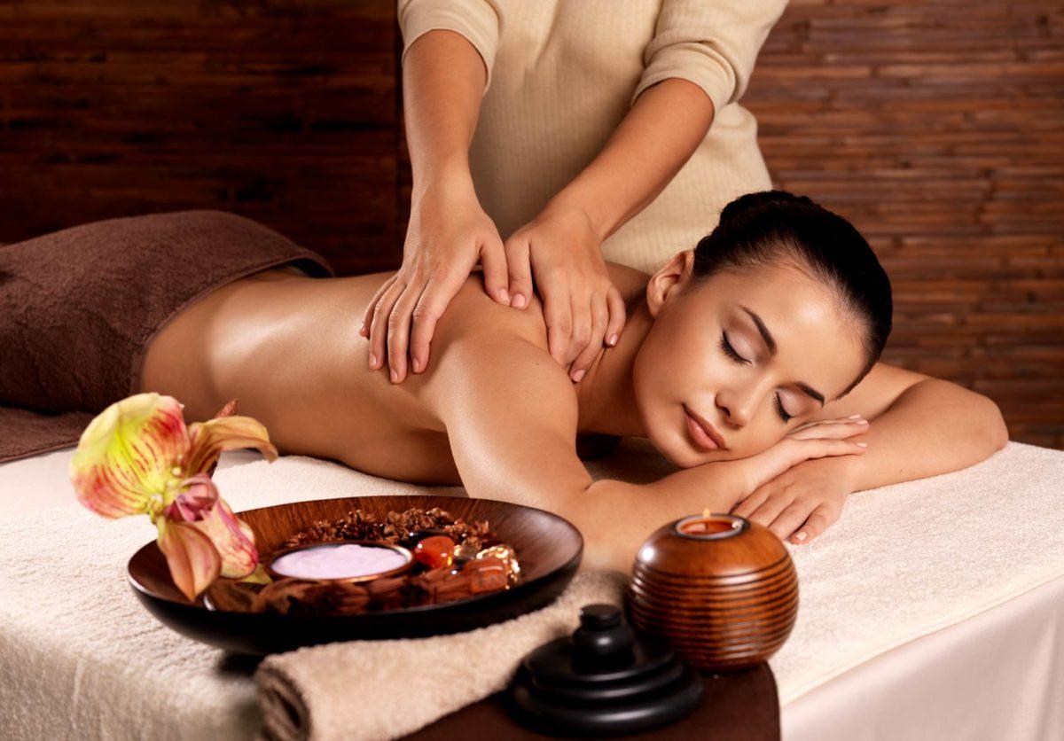 Частный массаж объявление