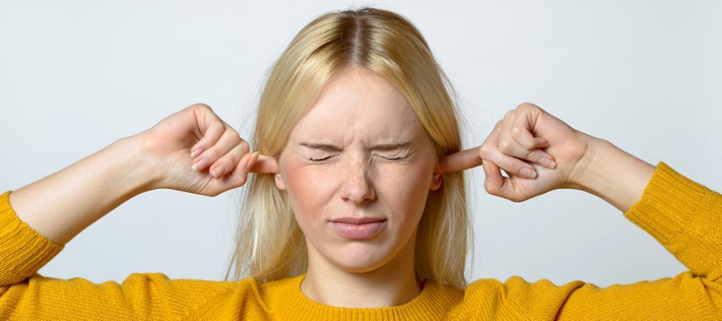звон и шум в ушах