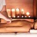 Женский расслабляющий массаж